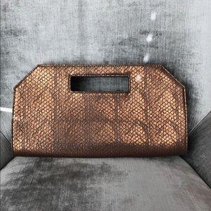 Express Bronze Clutch